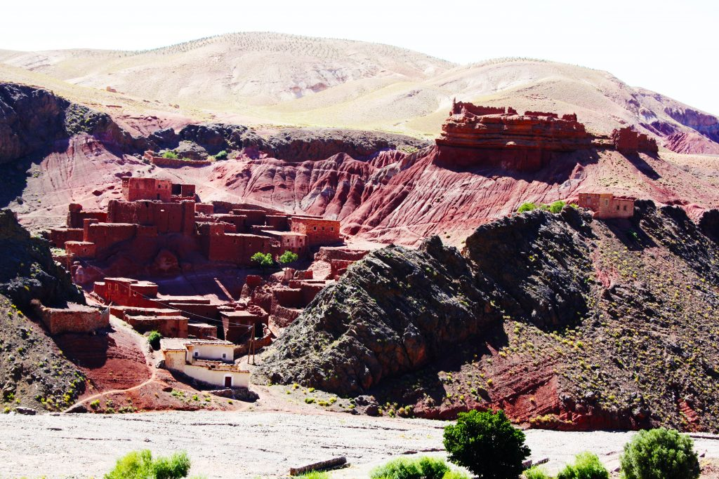 Ouarzazate Landscape